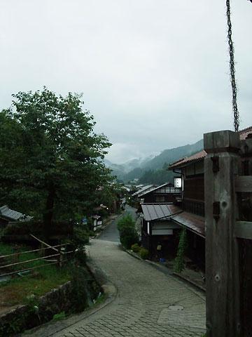 妻籠宿(つまごじゅく)(南木曽町)