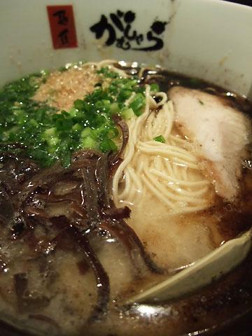 麺匠 がむしゃら(駒ヶ根市)