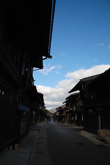 奈良井宿散歩(塩尻市)