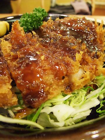 レストラン チロル(伊那市)