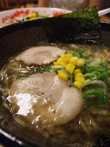 麺処 すーサン(宮田村)