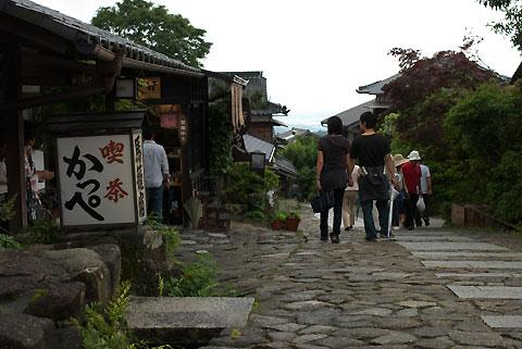 馬籠宿(まごめじゅく)(岐阜県中津川市)