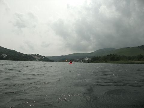 白樺湖カヌースクール(茅野市)