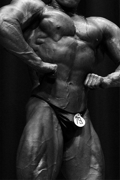 小野豊選手;11th Annual Central Japan Bodybuilding and Figure Championships(セントラル・ジャパン・ボディビルディング&フィギュア・チャンピオンシップス)(東京都福生市;横田米軍基地)