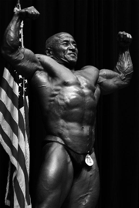 小倉精二選手;11th Annual Central Japan Bodybuilding and Figure Championships(セントラル・ジャパン・ボディビルディング&フィギュア・チャンピオンシップス)(東京都福生市;横田米軍基地)