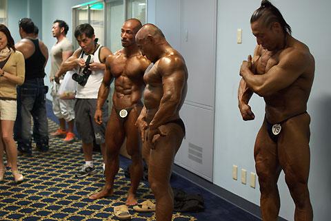 11th Annual Central Japan Bodybuilding and Figure Championships(セントラル・ジャパン・ボディビルディング&フィギュア・チャンピオンシップス)(東京都福生市;横田米軍基地)