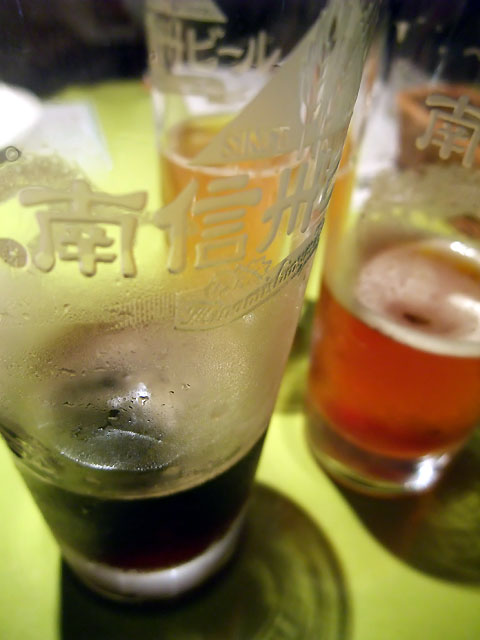 南信州ビール直営レストラン 味わい工房(駒ヶ根市)
