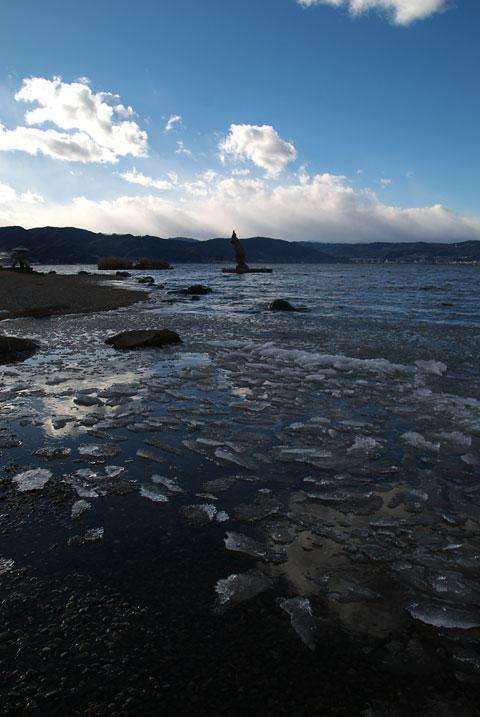 諏訪湖(諏訪市)