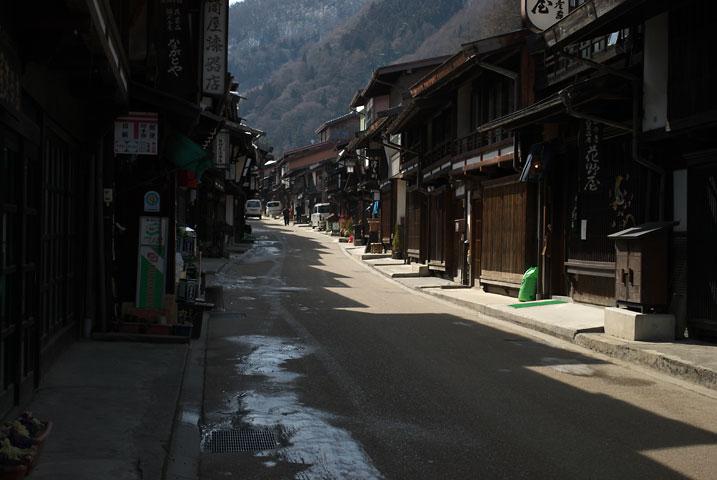 奈良井宿(塩尻市)