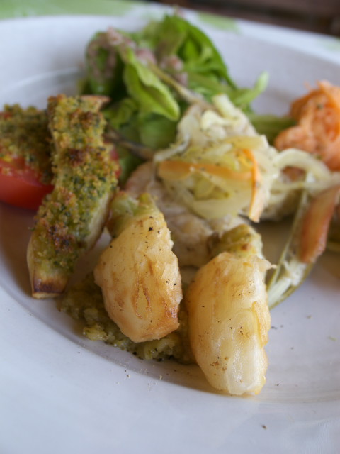 le petit marché(プチマルシェ)(伊那市)の料理の写真とか