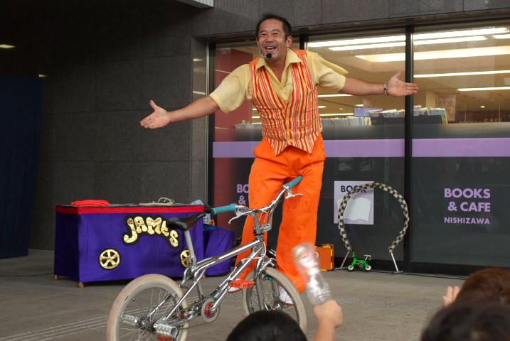 伊那大道芸フェスタ 2010(伊那市) - 2010/7/11(日)