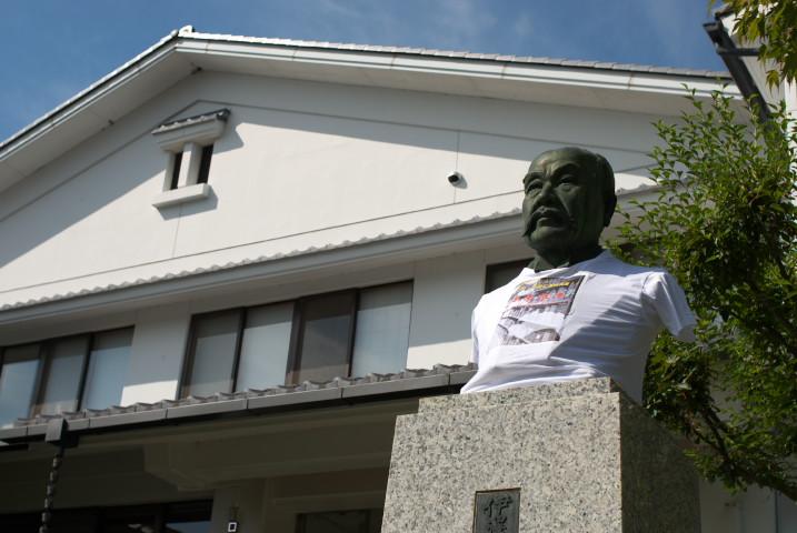 高遠ブックフェスティバル(伊那市高遠町) - 2010/9