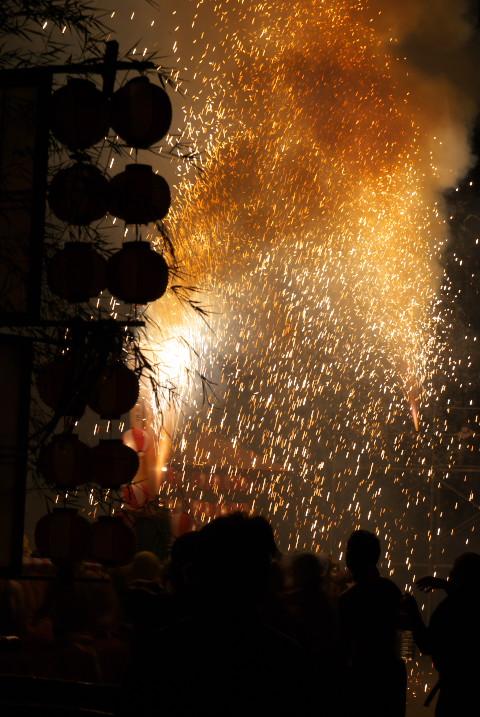 七久保三社合同祭(飯島町) - 2010/10/2(土)