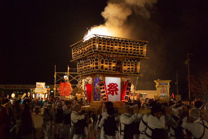 とよおかまつり(下伊那郡豊丘村) - 2010/11/13(土)