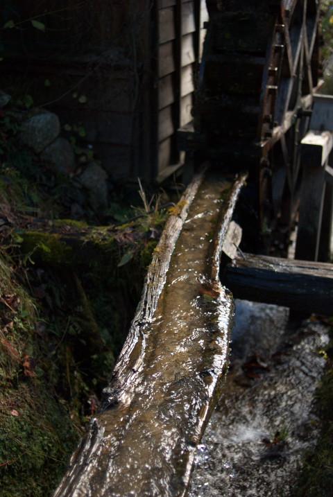妻籠宿の静物とか(木曽郡南木曽町) - 2010/11/23(火)