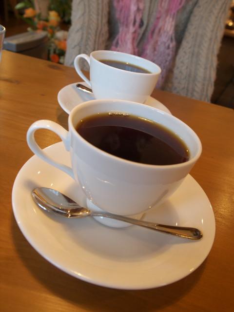 自家焙煎珈琲 カフェ・シュトラッセ(東筑摩郡朝日村)
