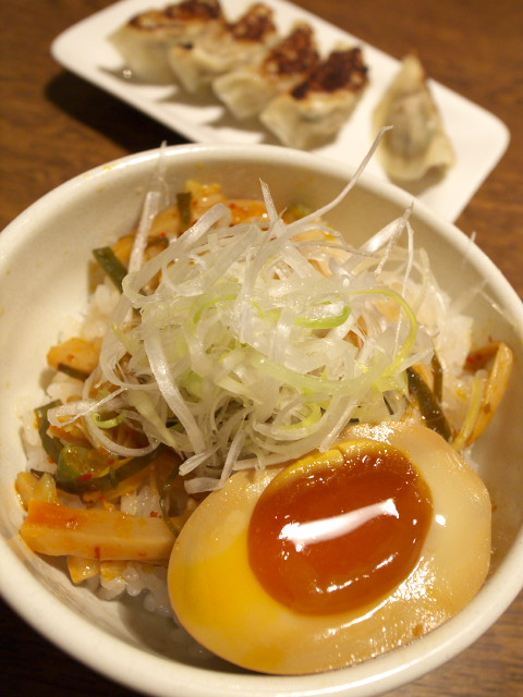 麺づくり 蒼空(あおぞら)(南箕輪村)