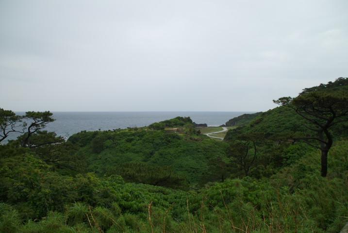 久米島旅行、③(具志川城跡とか) - 2011/5/3(火)