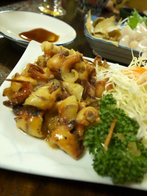 海産物 波路(なみじ)(沖縄県島尻郡久米島町)の料理の写真とか