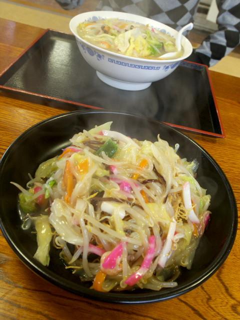 お食事処 新海(伊那市長谷)の料理の写真とか
