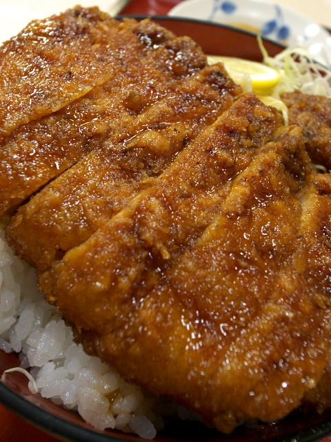 カツ丼家 まつくぼ(辰野町)の料理の写真とか