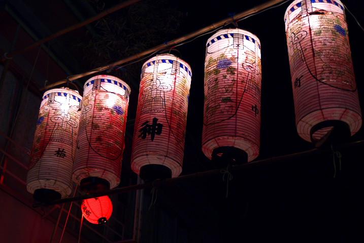 高遠燈籠祭(とうろうまつり)(伊那市高遠町) - 2011/9/23(金)