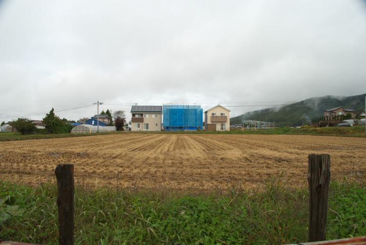 [工事進捗] 建方なう - 2011/10/22(土)