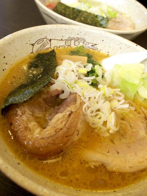 麺多召(めんだめし) ぱんち軒(南箕輪村)の料理の写真とか