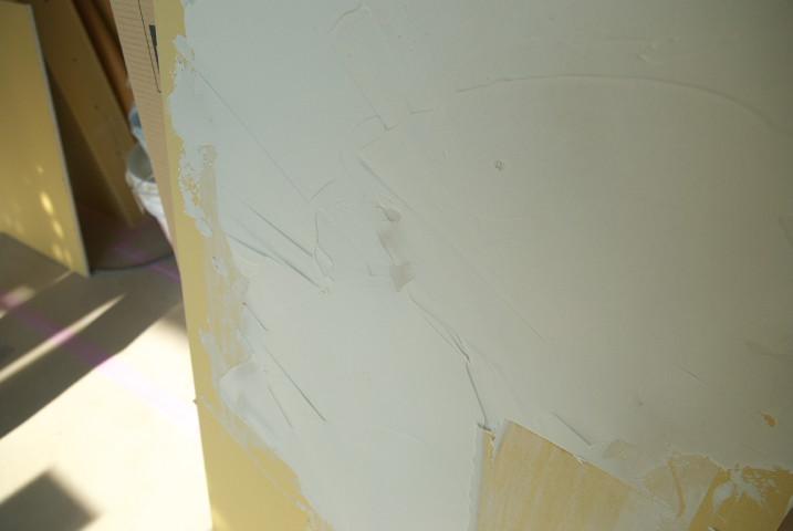 [あっとホーム41] 木工事完了検査(二階部分)+珪藻土の塗り方講座 - 2011/12/28(水)
