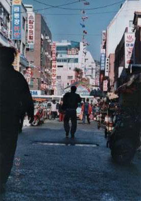 韓国旅行記 20001122-25