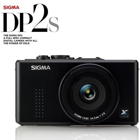 [デジカメ] SIGMA DP2s(シグマ)