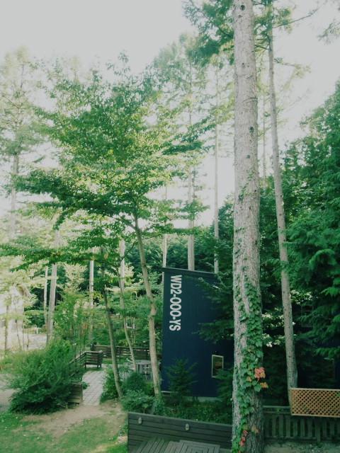 [BESS 駒ヶ根展示場] ワンダーデバイス WD2-000YS - 2008/9/14(日)
