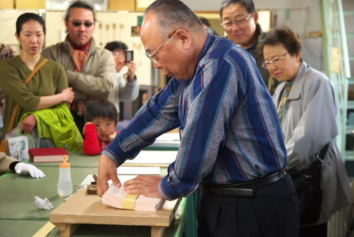 美篶堂まつり(伊那市) - 2012/4/21(土)