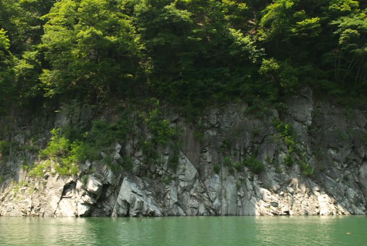 小渋ダム見学会(中川村) - 2012/7/28(日)