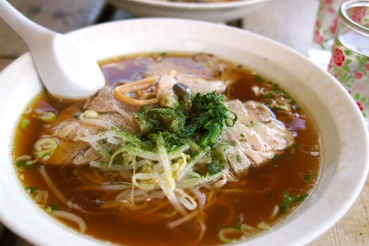 親ゆづりの味(岡谷市)の料理の写真とか
