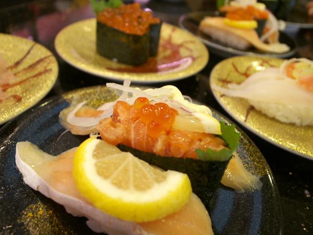 氷見きときと寿し 松本店(松本市)の料理の写真とか