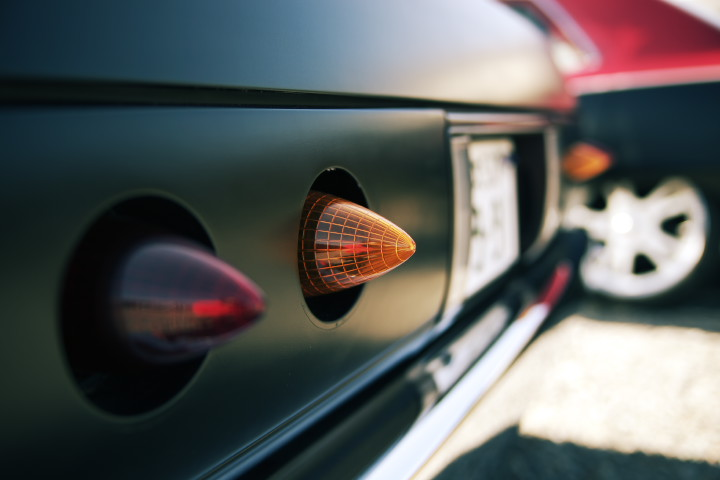 [カスタムカー] CLUNKERS CAR SHOW AND SWAP MEET(伊那市;鳩吹公園)