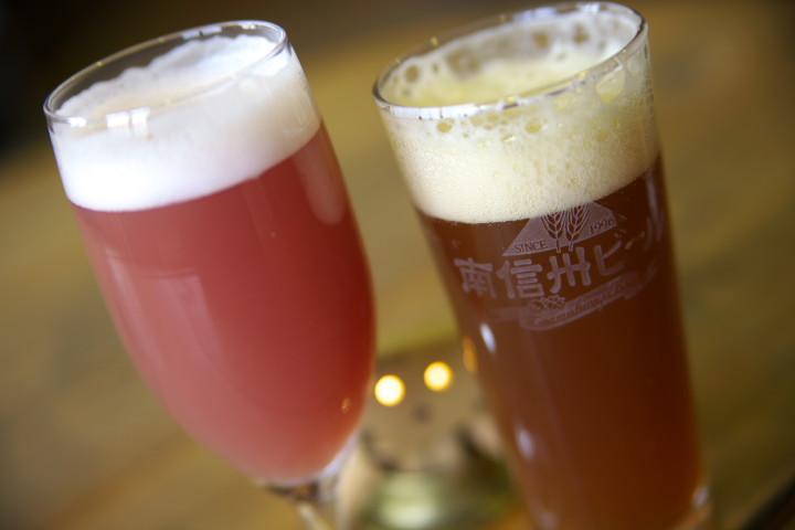 南信州ビール株式会社 駒ケ岳醸造所(宮田村)の料理の写真とか