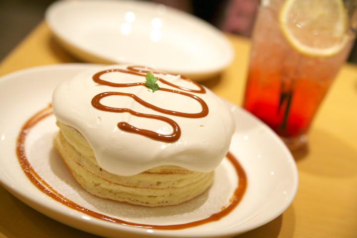 パンケーキデイズ 香林坊109店(石川県金沢市)の料理の写真とか