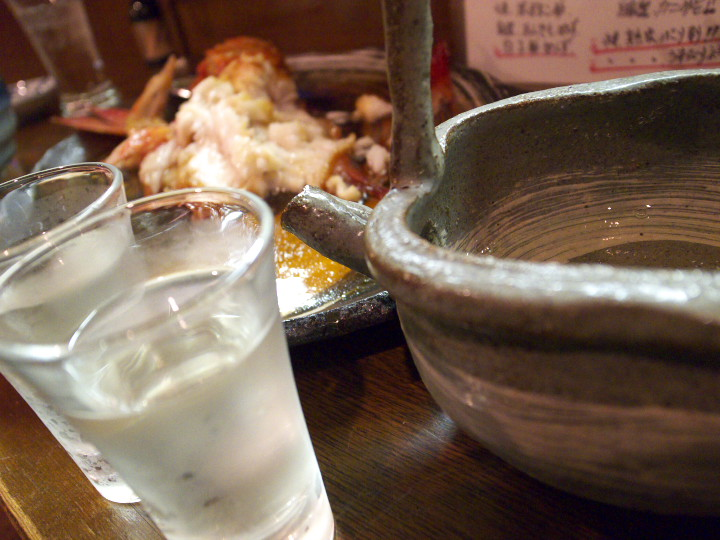 地酒・焼酎 こいで(石川県金沢市;旨い魚;要予約)
