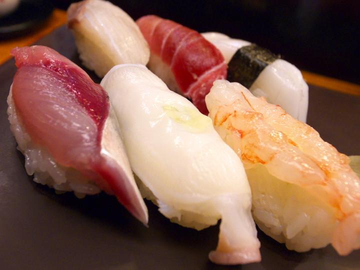 宝生寿し(ほうしょうずし)(石川県金沢市)の料理の写真とか