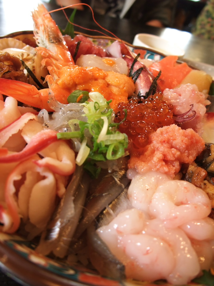 お食事処 魚啓(うおけい)(静岡県御殿場市)の料理の写真とか