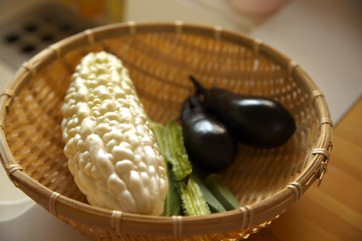 [家庭菜園] 大根、菜花、揚羽蝶 - 2012/9/18-23