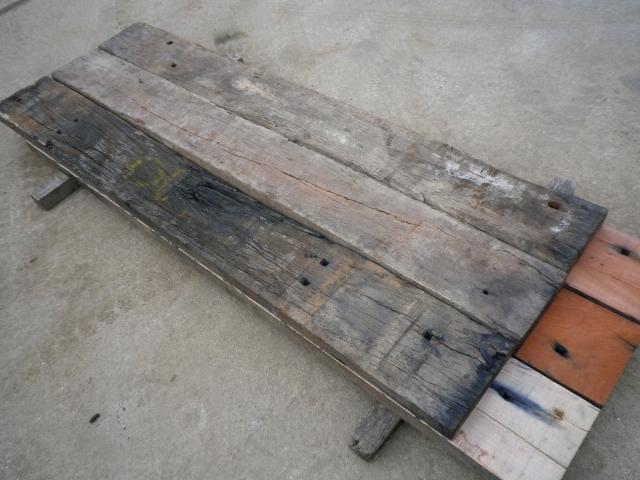枕木の発注(国鉄産業)
