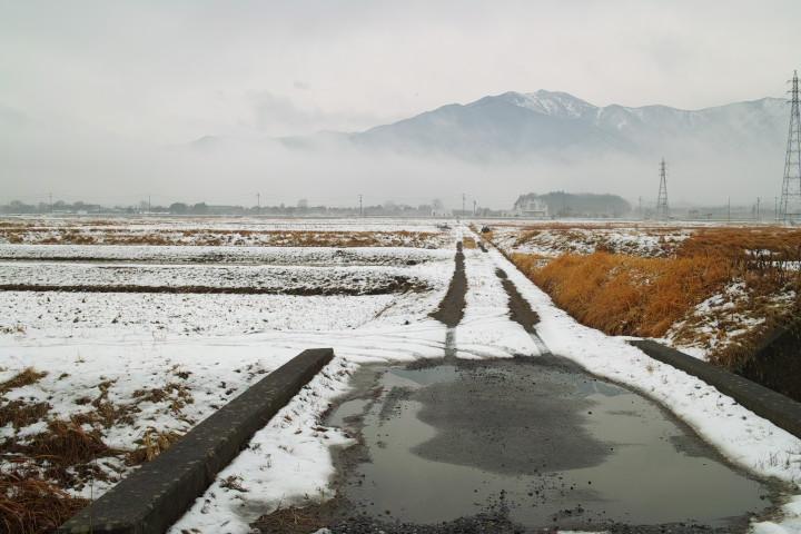 [空の写真] ずしゃー(伊那市) - 2012/2/15(水)