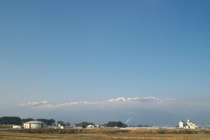 [空の写真] ほののん(伊那市手良) - 2012/2/24(金)