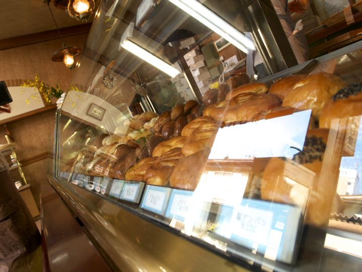 BAKERY 月日夜(つきひや)(伊那市)の料理の写真とか