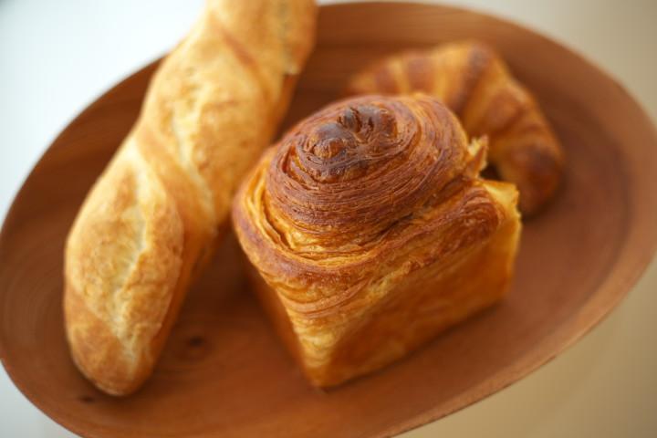 焼きたてパン サン・トノーレ(伊那市)の料理の写真とか