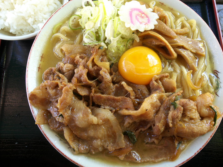 麺家 龍王(辰野町)の料理の写真とか