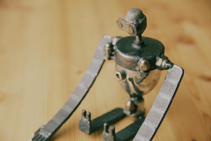 あのロボット兵(風工房;村松亜美さん)